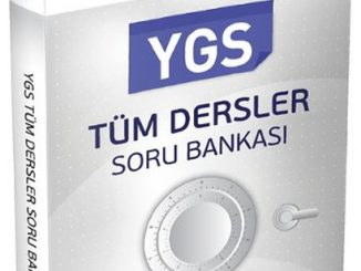 YGS Tüm Dersler Soru Bankası Pdf Kitap İndir