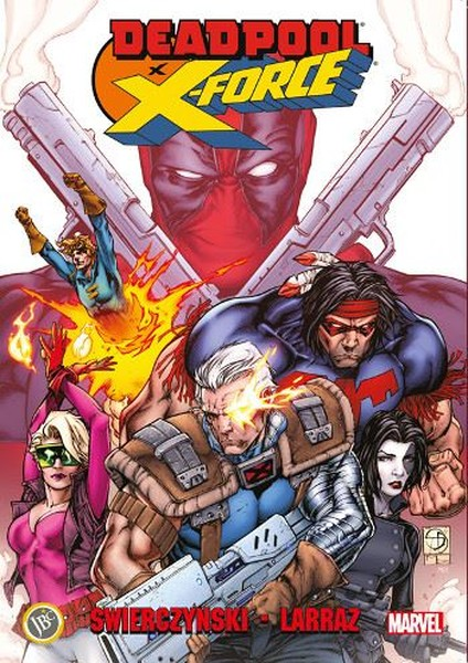 Deadpool x X-Force Pdf Kitap İndir