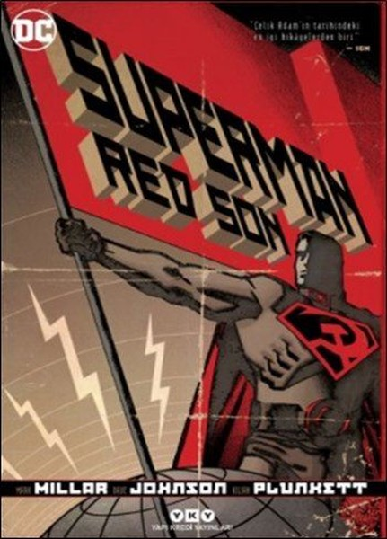 Superman Red Son Pdf Kitap İndir