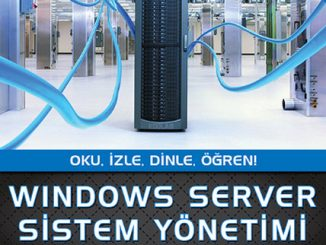 Windows Server Sistem Yönetimi 1. Cilt Pdf Kitap İndir