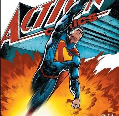 Superman Action Comics Cilt 5 Pdf Kitap İndir