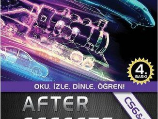 After Effects CS6 and CC (CD'li) Pdf Kitap İndir